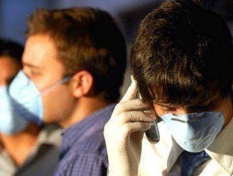 En la provincia hay 18 enfermos Confirman dos nuevos casos de gripe porcina y los infectados en Pilar llegan a 8
