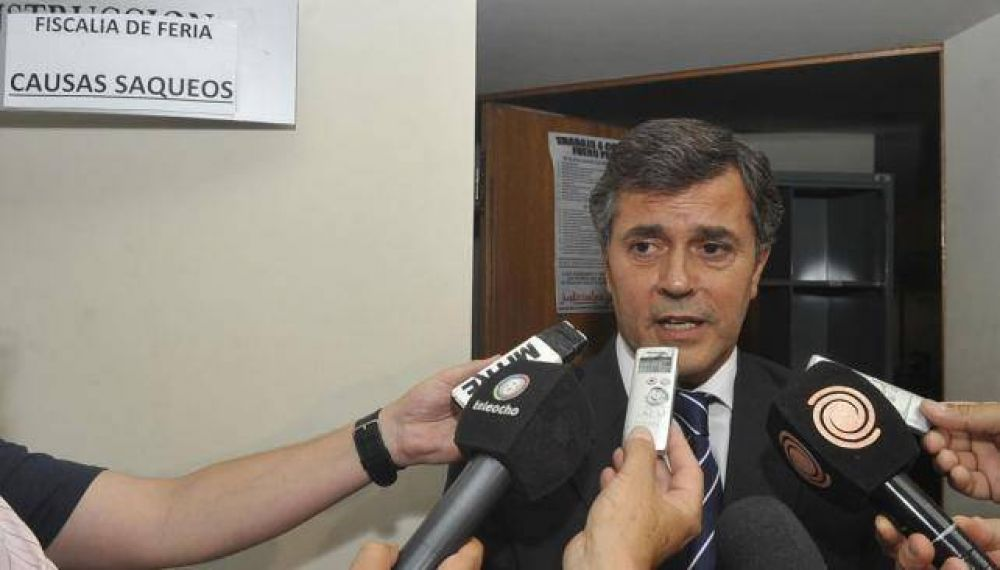 El exjefe Almada declaró casi 7 horas en causa sobre los saqueos