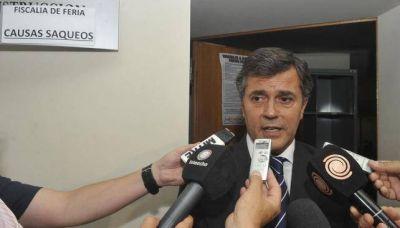 El exjefe Almada declar� casi 7 horas en causa sobre los saqueos