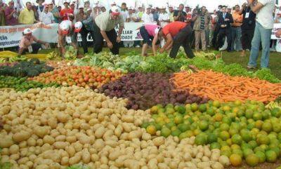 Apuesta nacional en favor de la agricultura familiar