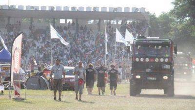Tucumán se pone de pie para recibir al show del Dakar