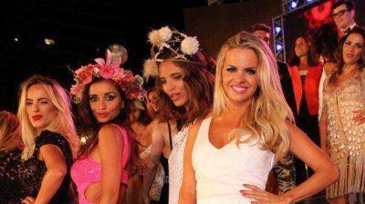 Todo el glamour del desfile de Mar del Plata Moda Show