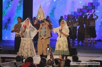 Con un numeroso público se inició la Fiesta Nacional del Chamamé