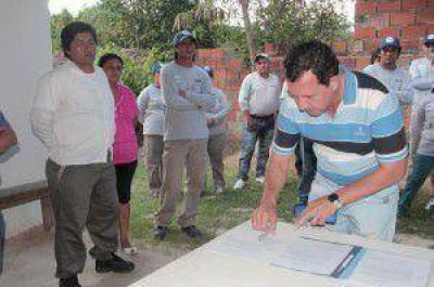 Habilitan obras para un renovado Centro de Desarrollo Comunitario