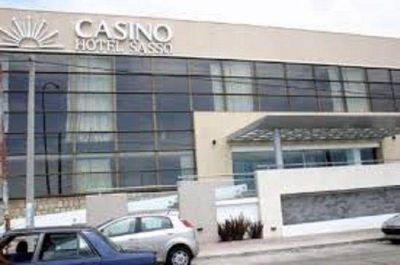 Confirmaron la fecha de apertura del Casino Hotel Sasso