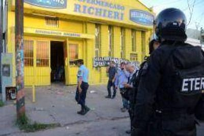 Saqueos: declaró en la Justicia el ex subjefe de la Policía de Córdoba