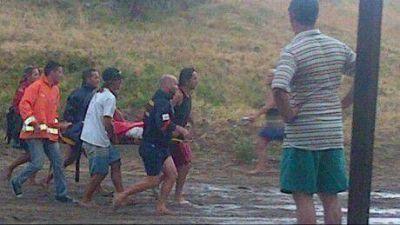 Tragedia en Villa Gesell: murieron jovenes de Henderson y Junín