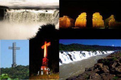 La propuesta misionera, la opción turística para la región