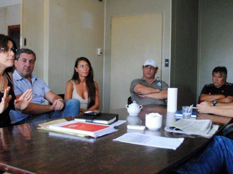 Decidido apoyo de la CGT a la estatización del agua en Beltrán