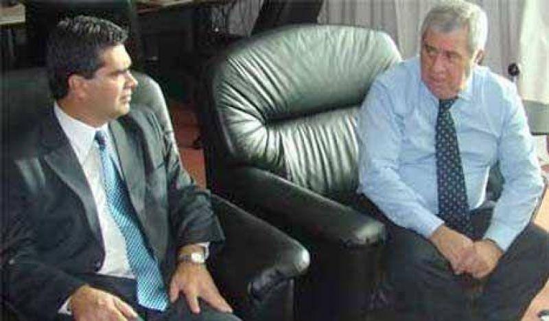 Capitanich cederá los aviones de Macri a Boca