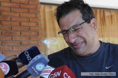 """El padre de Agustín Irustia: """"Nadie soporta esto, no hay consuelo"""""""