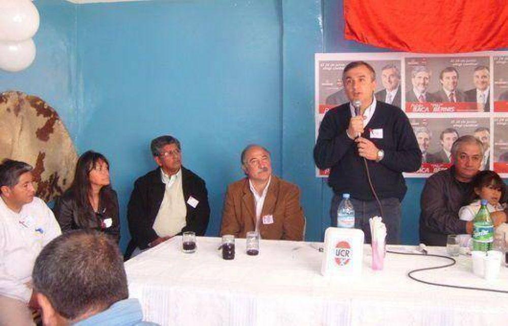 """""""Más concejales para consolidar la gestión de Chuli Jorge"""""""