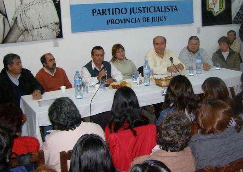 """""""Lozanistas"""" dieron un apoyo a los candidatos del FPV"""