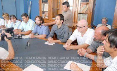 Piden que se suspenda el comienzo de las obras de la nueva terminal de colectivos