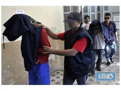 Detenidos tras violento raid delictivo en Paraná