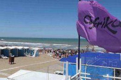 Por la caída del rayo, permanecen en Gesell internados dos heridos y una nena puntana en Mar del Plata