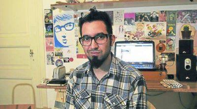 Un dibujante puntaltense causa furor en las redes sociales