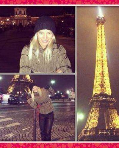 Las postales de Luisana Lopilato en París: familia, deporte y glamour