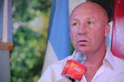 Mac Allister reclama por la emergencia agropecuaria