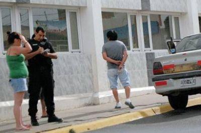 Policía intensifica controles vehiculares