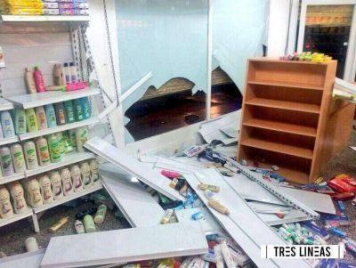 Saqueos: anunciaron línea de crédito para comerciantes damnificados