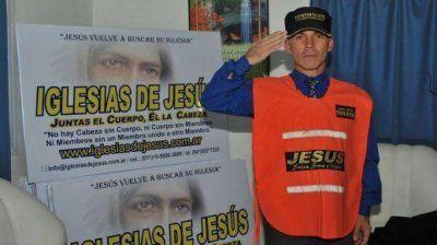 """Habló el líder de """"Ejército de Dios"""": """"Soy un profeta, esto no es una secta"""""""