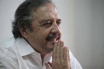 """A 28 años de la idea de su padre, Ricardo Alfonsín consideró que no es """"oportuno"""" trasladar la capital"""