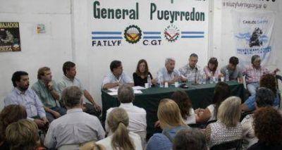 Asumió el nuevo Consejo Partidario del Partido Justicialista marplatense