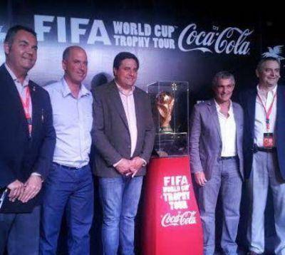 La Copa del Mundo llegó a Mar del Plata… ¿dónde?: al Hotel Provincial….