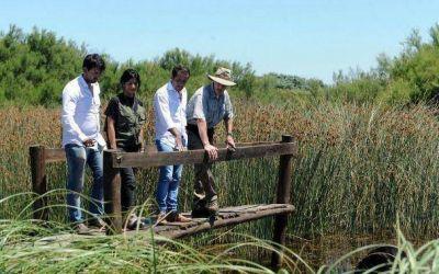 Destacan avances para proteger a la Reserva Natural del Puerto