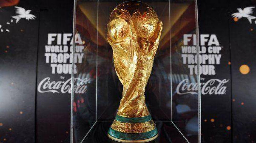 Los fanáticos visitarán a la Copa del Mundo en Mar del Plata