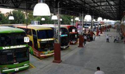 Recambio turístico: 31 por ciento de ómnibus en infracción