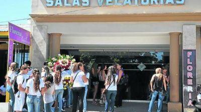Despiden los restos de Priscila y su hermana ya está en San Luis