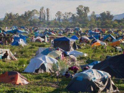 Pidieron el desalojo en San Remo: duras críticas al Ejecutivo provincial por la crisis habitacional