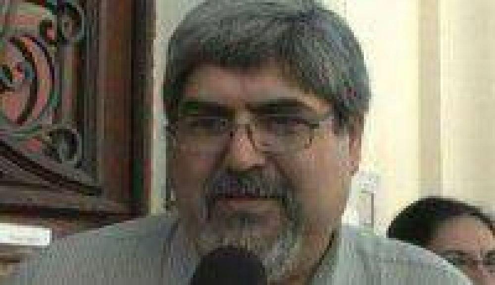 Docentes autoconvocados protestaron en el Ministerio de Trabajo