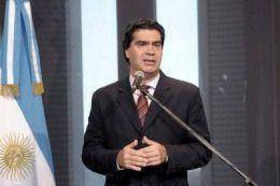 Capitanich confirmó la renuncia del jefe del Servicio Penitenciario Federal