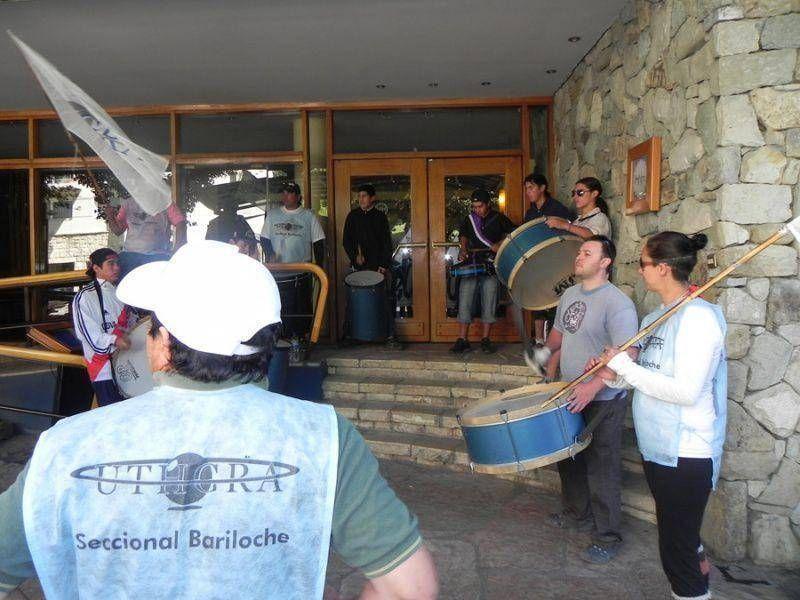 Sindicato gastronómico reclama más personal en el hotel Nahuel Huapi