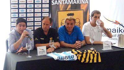 Santamarina inaugura 2014 enfrentando a Racing de Avellaneda