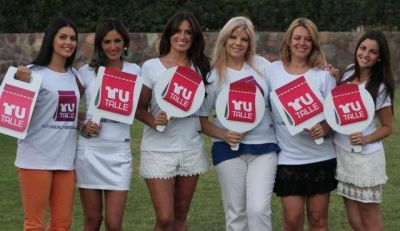 Vendimia 2014: Reinas de mandato cumplido apoyan la Ley de Talles
