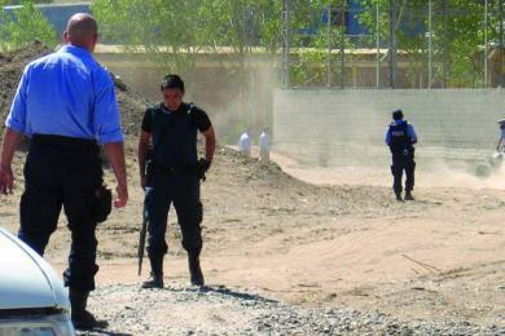 Hirieron a dirigente de la UOCRA en pelea por conflicto laboral