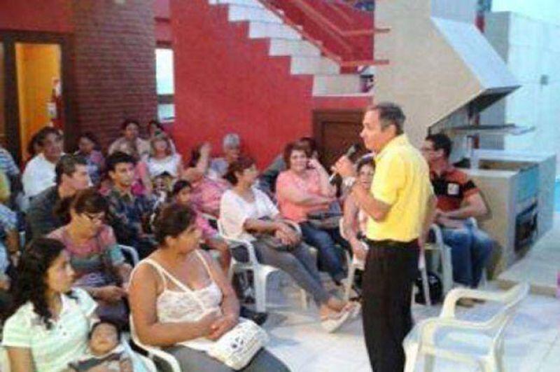 Charla debate de Sitech Federación
