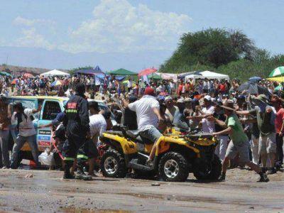 En días difundirán cuántos millones dejó el Dakar en Salta