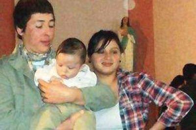 Murió joven madre quemada en Frías y también su marido; el bebé, en estado desesperante