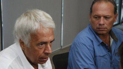 Berni se reuni� con De la Sota en C�rdoba por la crisis policial