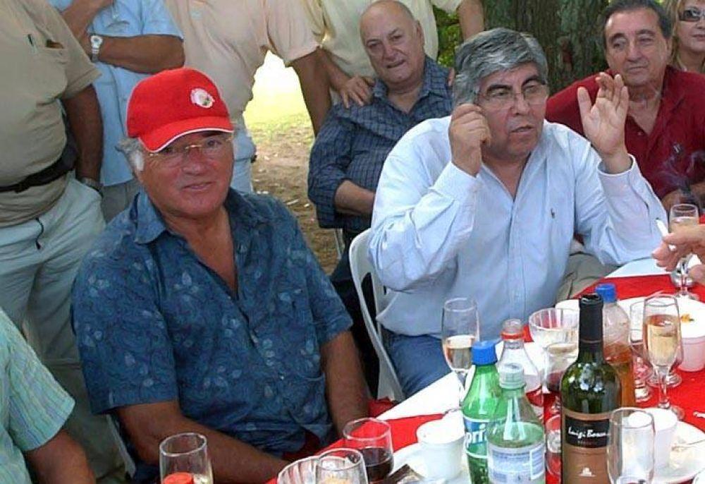 Moyano y Barrionuevo van por la unidad sindical y el apoyo del massismo