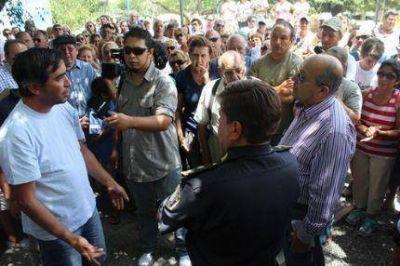 Paredi removió la cúpula policial luego de un feroz asalto a una anciana