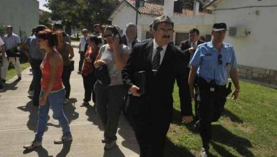 Testimonio del exjefe result� clave para la detenci�n de los 16 polic�as