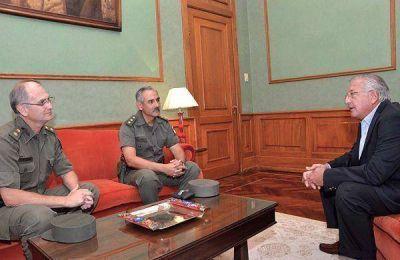 Fellner destacó la importancia de trabajar junto a Gendarmería para prevenir delitos