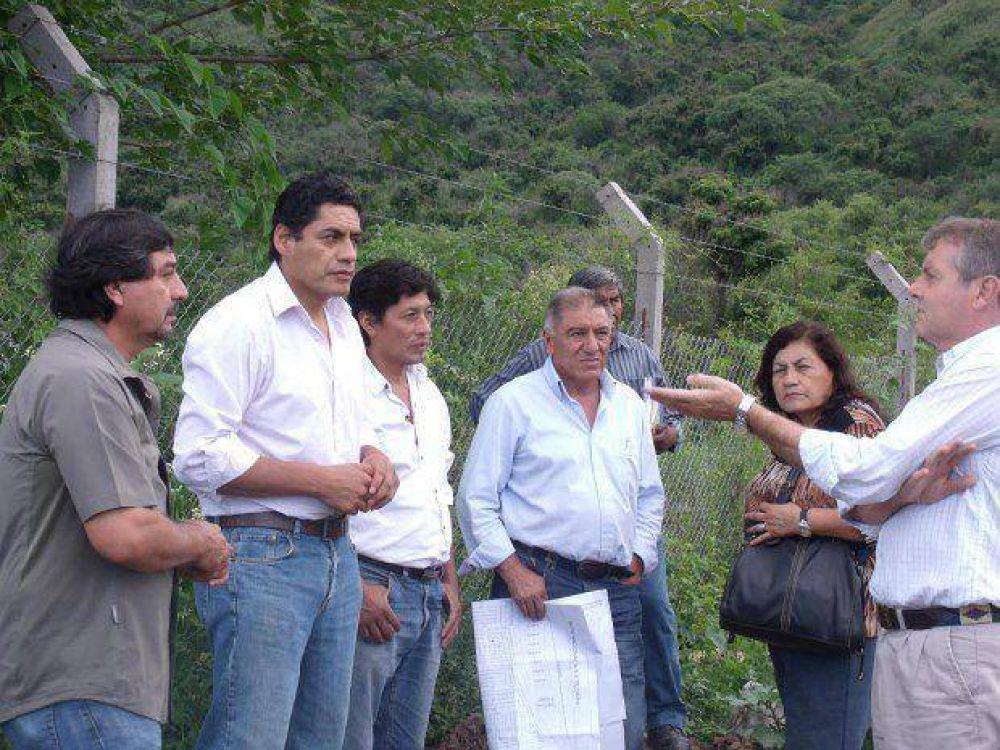 Mejoras para construcción de viviendas en Lozano