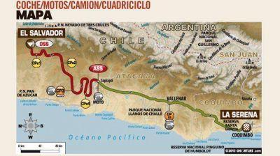 Dakar, día 12: una nueva travesía por las dunas chilenas